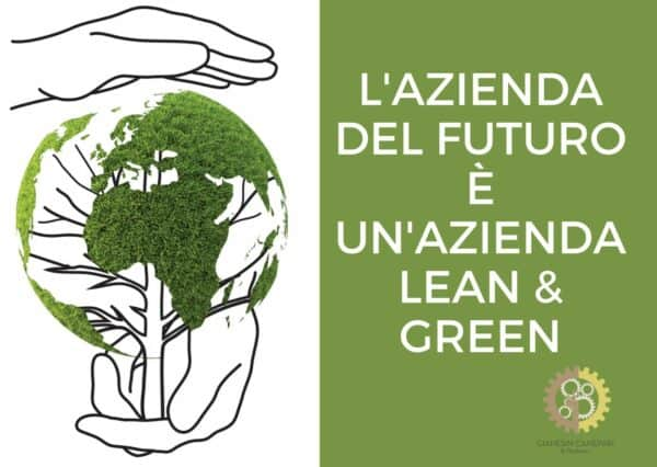 The company of the Future is a Lean & Green Company