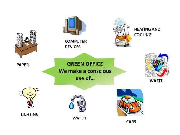 """Anche gli uffici diventano """"Sostenibili"""""""