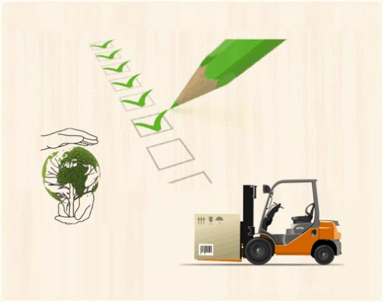 Meno sprechi nella gestione del magazzino, con la Logistica Verde