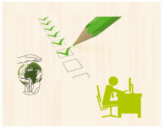 """Uffici sempre più green! I risultati del sondaggio """"Quanto green sei"""""""