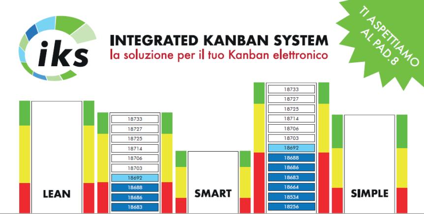 Kanban elettronico IKS