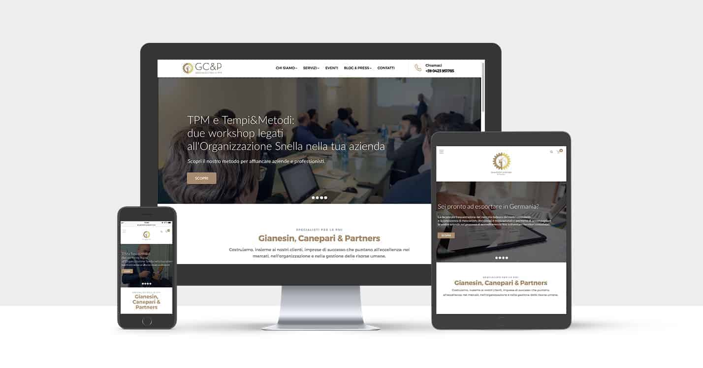 A new website for GC&P!