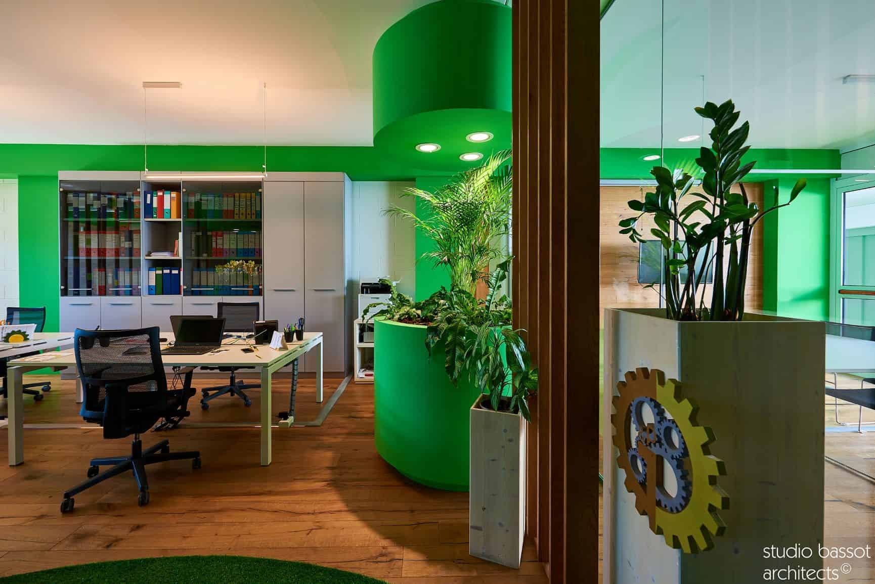 More innovative, more effective and greener: welcome to the new GC&P's office!
