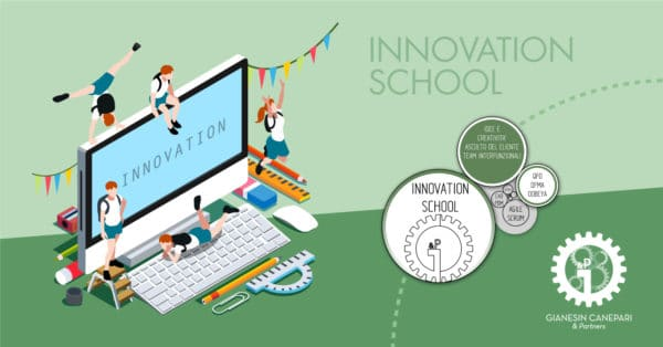 INNOVATION SCHOOL: a new proposal to improve your product development process