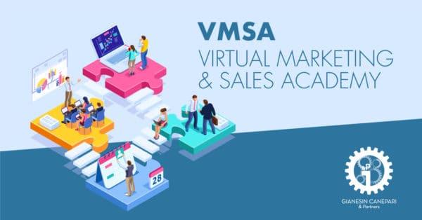 VMSA – Virtual Marketing & Sales Academy: una nuova proposta per l'ufficio marketing e commerciale