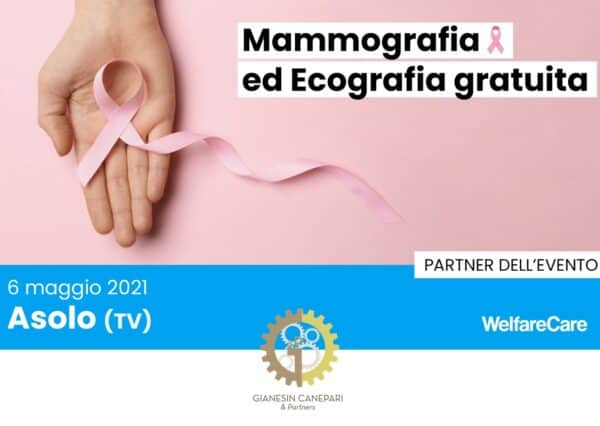 Welfarecare – Mammografia ed Ecografia gratuite